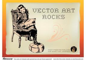 Vector Art Rocks