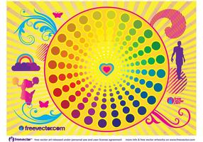 Colorful-life-vector