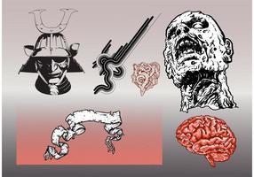 Terror Graphics Pack
