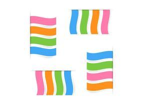 Modern-ribbons-vector-set