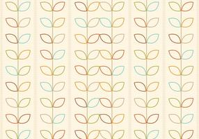 Outlined-retro-flowers-vector-pattern
