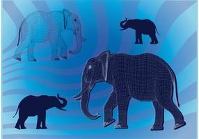 Kostenlose Elefanten-Grafiken