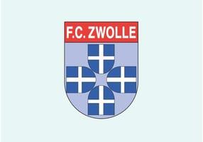 fc zwolle vector