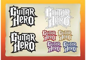 Vectores de Guitar Hero