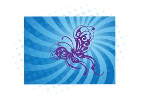 Flying Butterfly Graphics