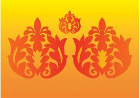 Floral Decoration Vectors