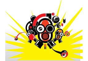 Robots Vector Graphics