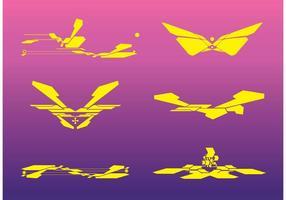 Technische vormen vectoren