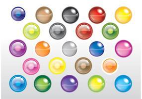 Spheres Vectors