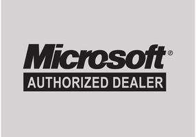 Logotipo do vetor Microsoft
