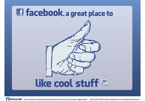 Facebook aime