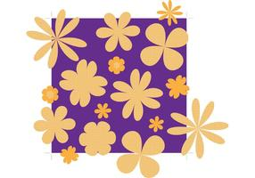 Flowers Vector Footage