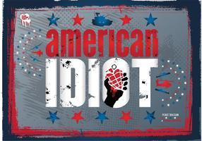 idiota americano