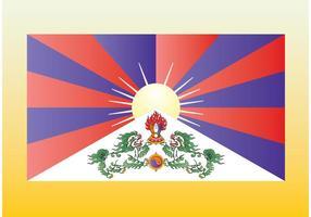 Bandera del Tíbet