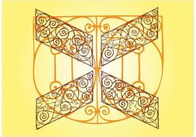 Ornament Vector Afbeelding