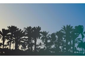 Gratis Palm Trees Vector