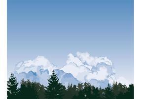Moln himmel