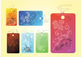 Cool Flower Tags