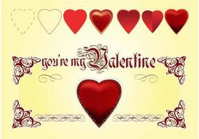 Valentijn beelden