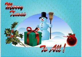 Joyeux Noël souhaits