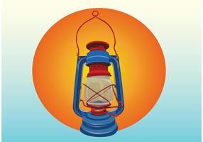 Antik lampa
