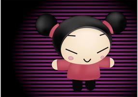 Pucca Vector