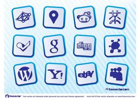 Logo Web social