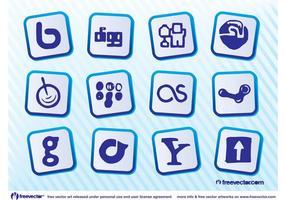 Sociala medier webbplatser