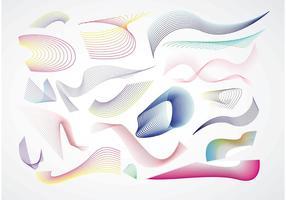 Spirale Vektorgrafiken