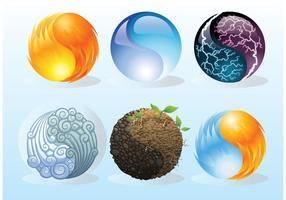 Elements Icons