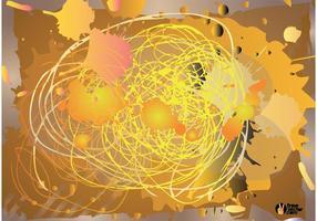 Gold Grunge Graphics