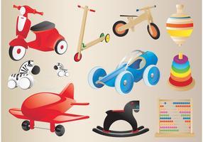 Brinquedos vintage