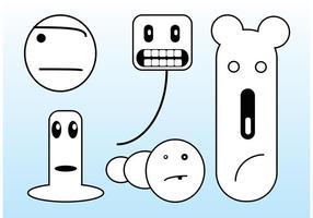 Cartoon Vector Drawings