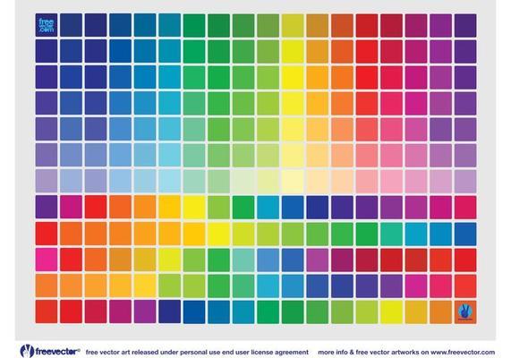 Как в cmyk сделать яркие цвета