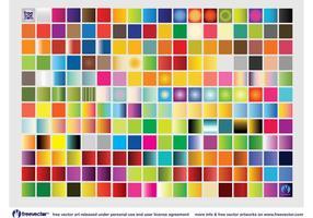 Färgpalettdesign