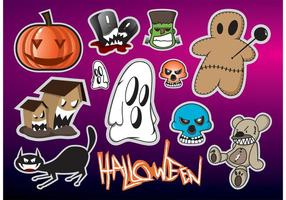 Halloween Vector Graphics
