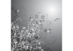 Flores de plata