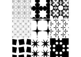 Zwart Wit Patronen