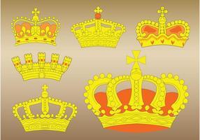 Vetores da coroa