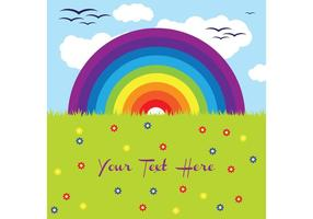 Rainbow-vector