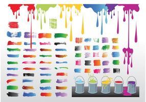 Paint-vector