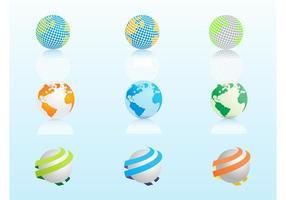 Globe-Grafiken