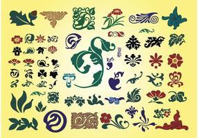 Pflanzen Clip Art