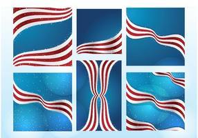 American-flag-vectors