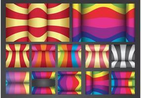 Färgglada kurvor