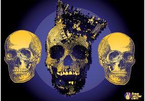 Terror Skulls