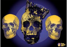 Crânes de la terreur