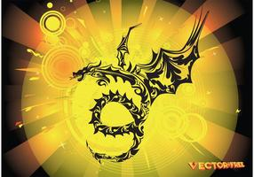 Stam dragon vector