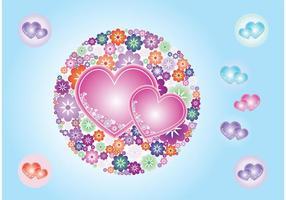Vector Heart Artworks