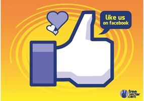 Social Like Graphics